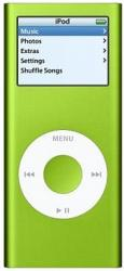 Apple iPod nano 4GB zielony