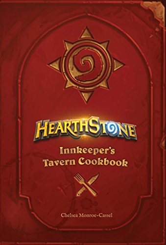 Hearthstone - Inkeeper's Tavern Cookbook