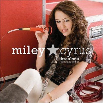 Płyta Miley Cyrus :)