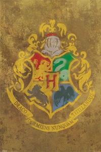 Harry Potter (Hogwarts Crest) - plakat 61x91,5 cm