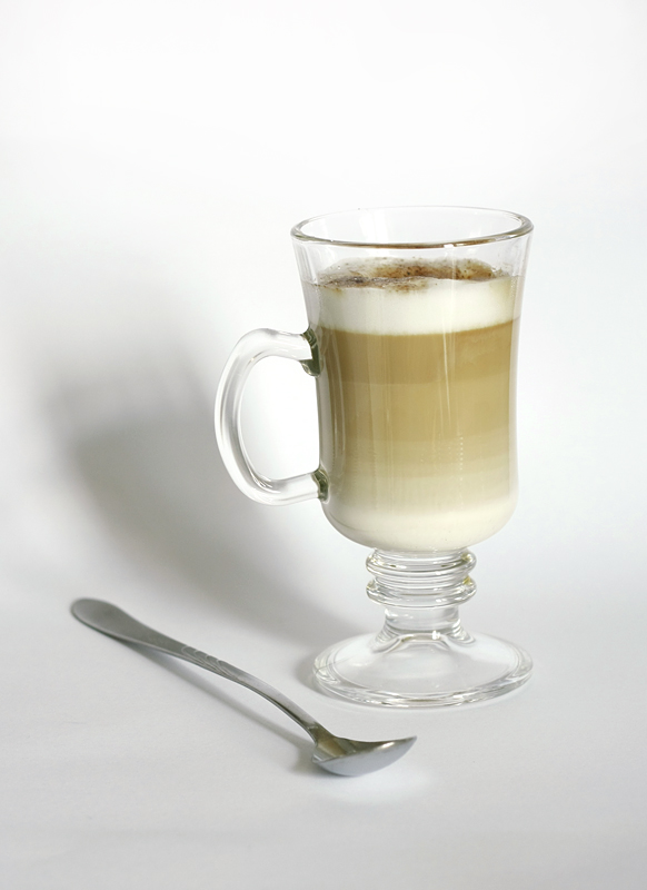 Szklanki do latte machiato