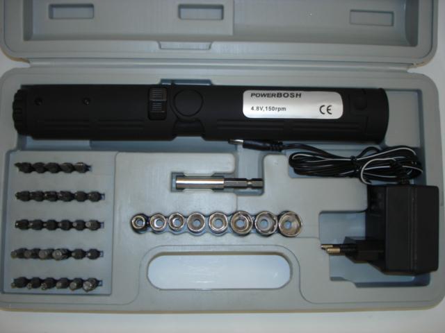 śrubokręt akumulatorowy