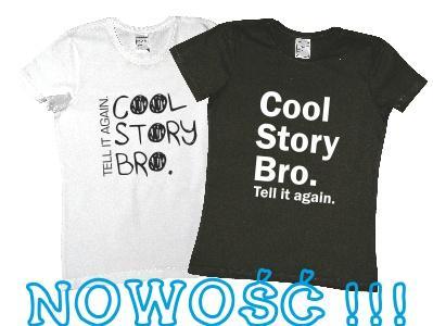 koszulka Cool Story Bro