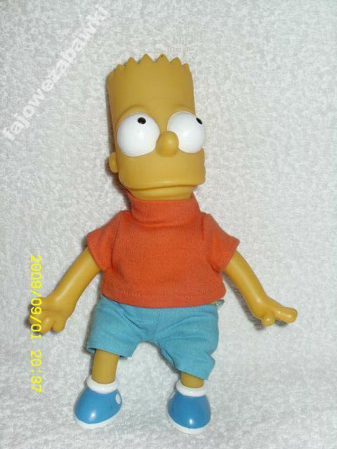 maskotka Barta Simpsona