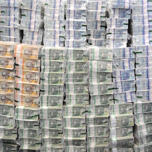 być milionerem xD