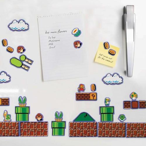 Magnesy Super Mario Bros