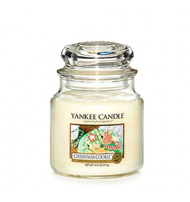 ŚWIECA YANKEE CANDLE, CHRISTMAS COOKIE