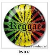 przypinka reggae