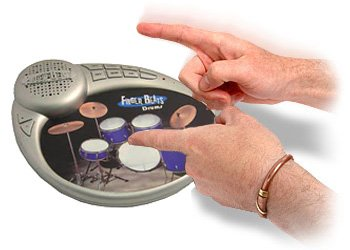Miniaturowa perkusja