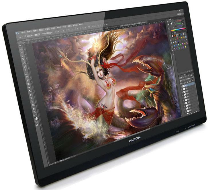 Tablet Graficzny 21,5 cala FullHD Huion GT220 v2