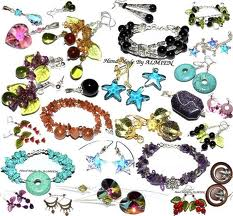 duuuużo biżuterii