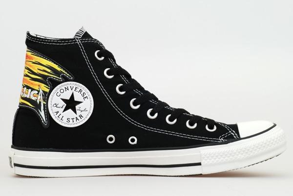 Converse Metallica