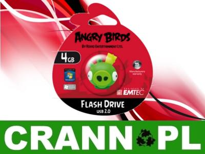 PENDRIVE 4GB ANGRY BIRDS