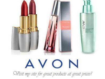 Kosmetyki z Avonu