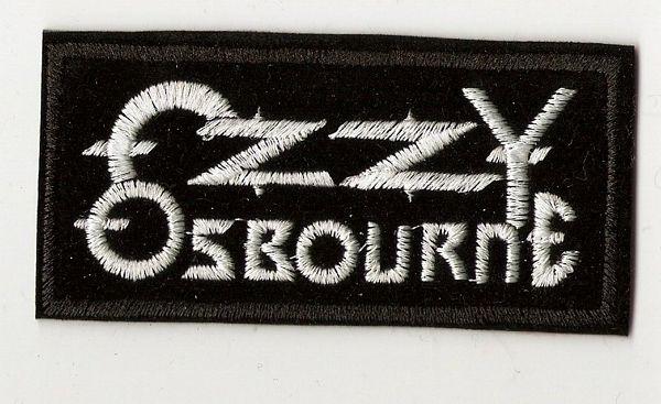 Naszywka Ozzy Osbourne