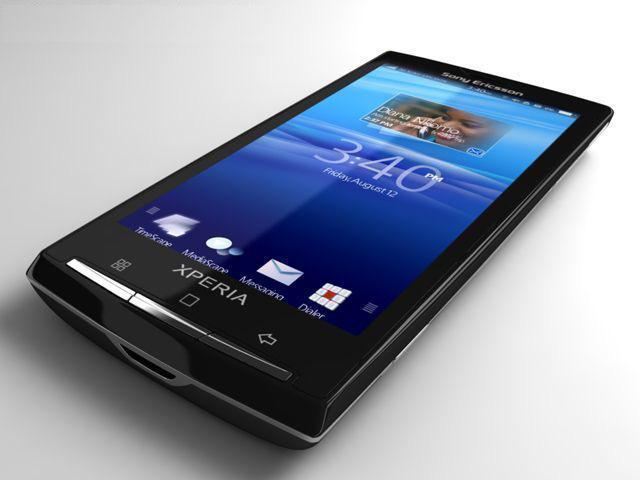 Telefon Sony Ericssojn Xperia X10 pro mini