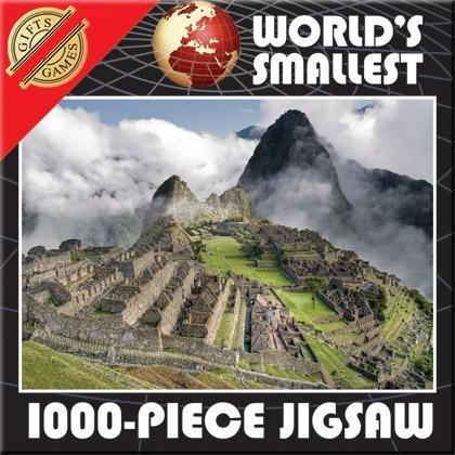Najmniejsze puzzle świata