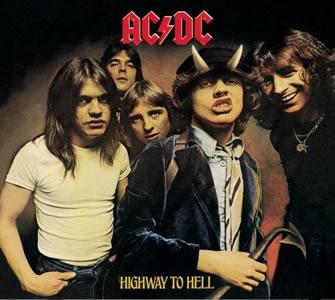 Płyta zespołu AC/DC